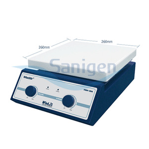 [DH] Hotplate Stirrer Analog, 260X260 MSH-30A, 230V