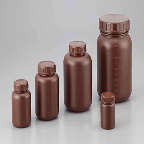 HDPE 광구병 BOTTLES HDPE SHIELD WIDE (PE) 100ml-1000ml